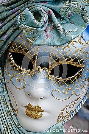 Free Carnival Mask, Venice Stock Image - 22080741
