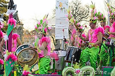 Carnival Editorial Image