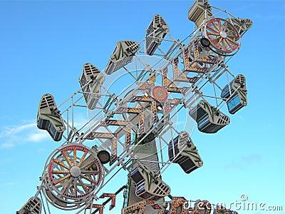 Carnival Ride (The Zipper)