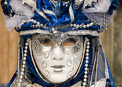 The Carnival of Venice Editorial Stock Image