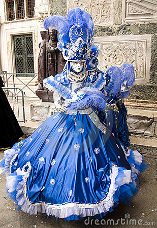 The Carnival of Venice Editorial Photo