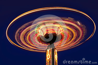 Carnival yoyo wheel