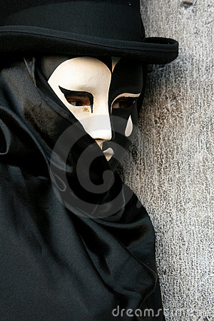 Carnevale Masquerade Close Up