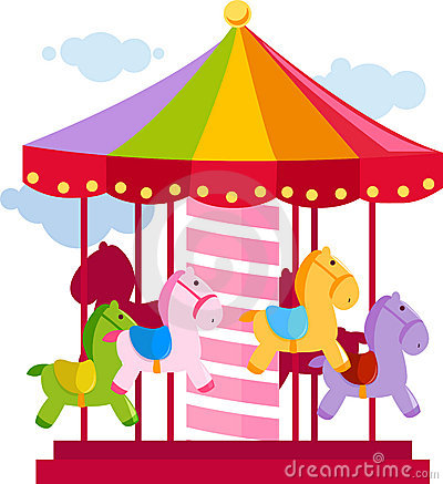 Free Carousel Royalty Free Stock Photos - 13935748