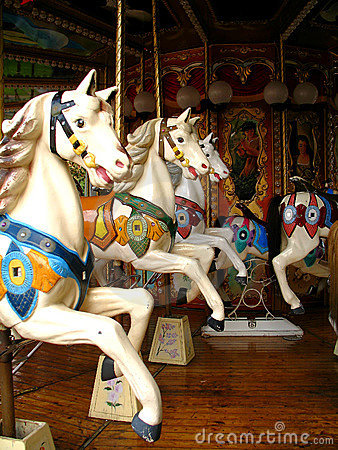 Free Carousel Royalty Free Stock Images - 1835429