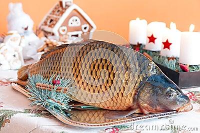 Carp and Christmas