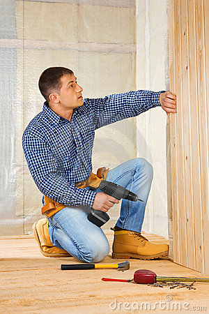 Free Carpenter Stock Photography - 22272682