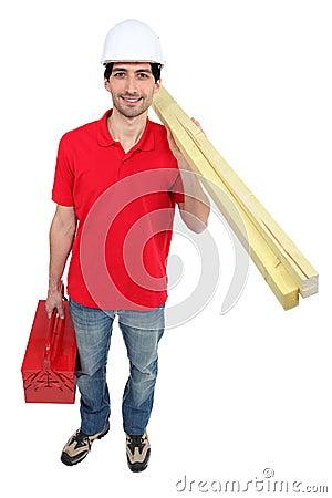 Carpenter c tool box