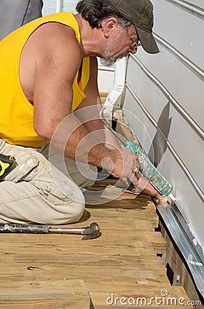 Carpenter Caulking