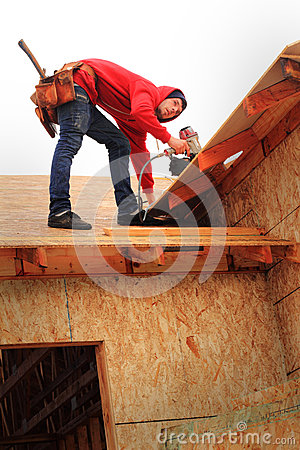 Free Carpenter Framer Royalty Free Stock Images - 58233939
