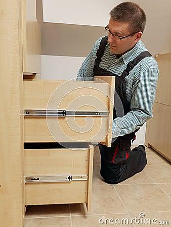 Furniture assembling