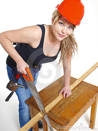 CARPENTER WOMAN