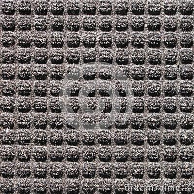 Black square texture