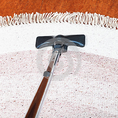 how to clean carpet at home without vacuum