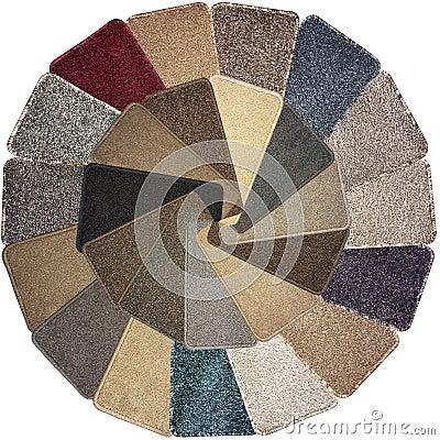 Free Carpet Samples Stock Image - 20894561