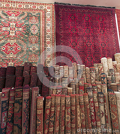 Free Carpet Shop In Riyadh Royalty Free Stock Photography - 37631057