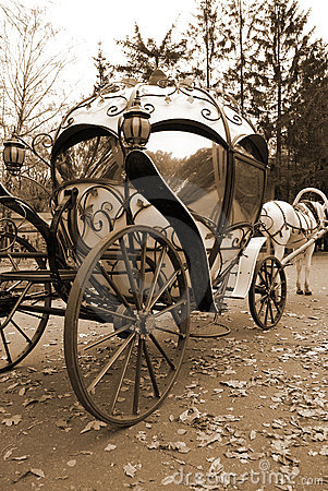 Carriage From Fairy Tale