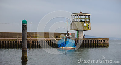 Carrickfergus Harbor Radar Station