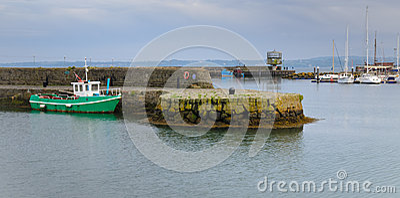 Carrickfergus Quayside