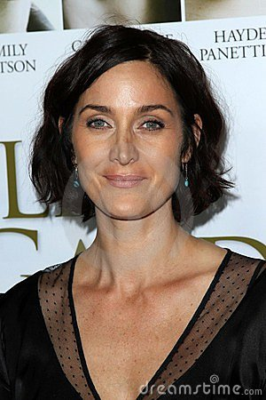 Carrie Anne Moss, Carrie Anne Moss, Carrie-Anne Moss Editorial Stock Image