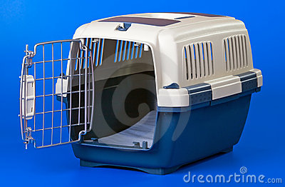 Carrier for pets