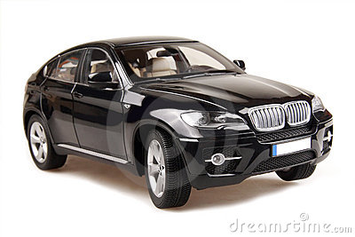 Carro do suv de BMW