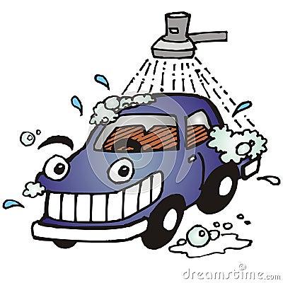 Carro lavado