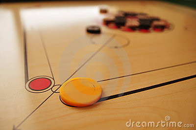 Carrom Stock Photos Image 19448933