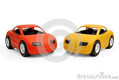 Carros do brinquedo