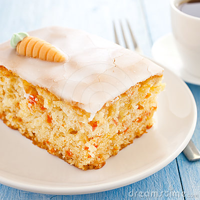 Free Carrot Cake Stock Photo - 24383660