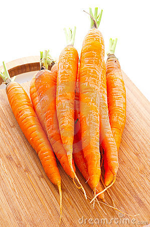 Carrot fresh vegetable group