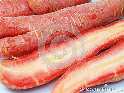 Carrot internal feature