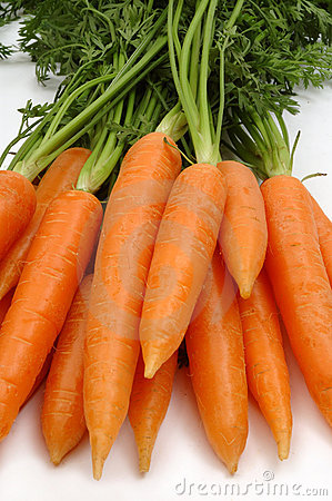 Free Carrots Royalty Free Stock Photos - 394028