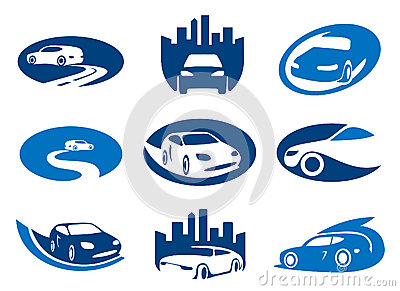 Cars/ Emblem and logo templates