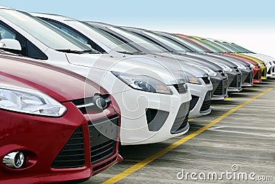 Cars line