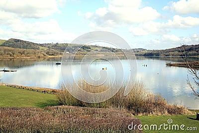 Carsington Water, Derbyshire.