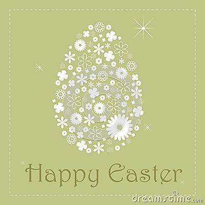 Cartão de Easter