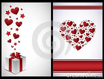 Cartões do Valentim