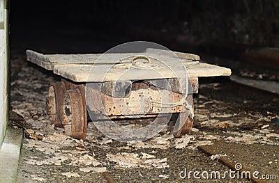 Cart mining