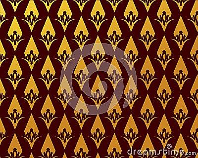 Carta da parati di lusso fotografia stock immagine 7754592 for Carta parati lusso