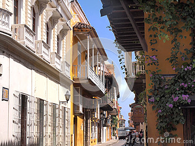Cartagena Editorial Photography