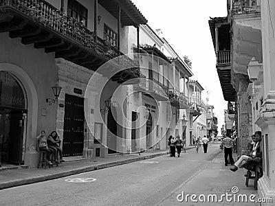 Cartagena Editorial Photo