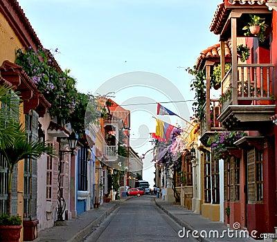 Cartagena Alley