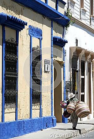 Free Cartagena De Indias Architecture. Colombia Stock Images - 655064