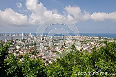 Cartagena de Indias city