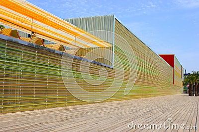 Cartagena, spain auditorium