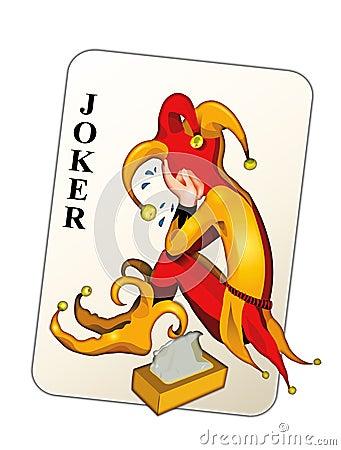 Carte de joker