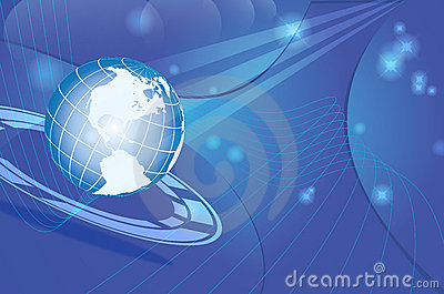 Carte du monde dynamique