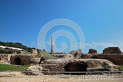 Carthage i Tunisien