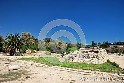 Carthage in Tunisia Editorial Image